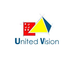 Logo united vision nxo