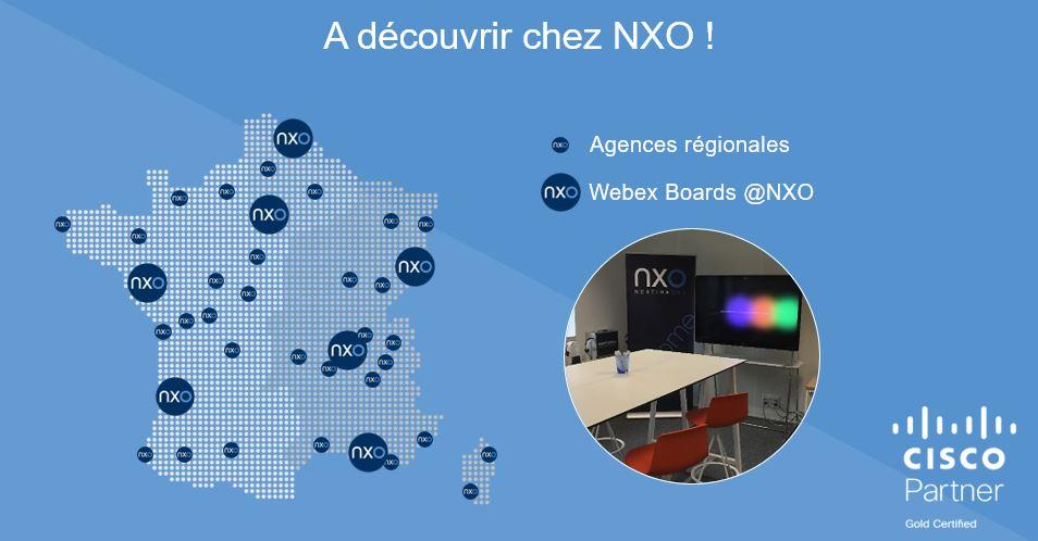 Démo WEBEX carte NXO - Testez Webex !