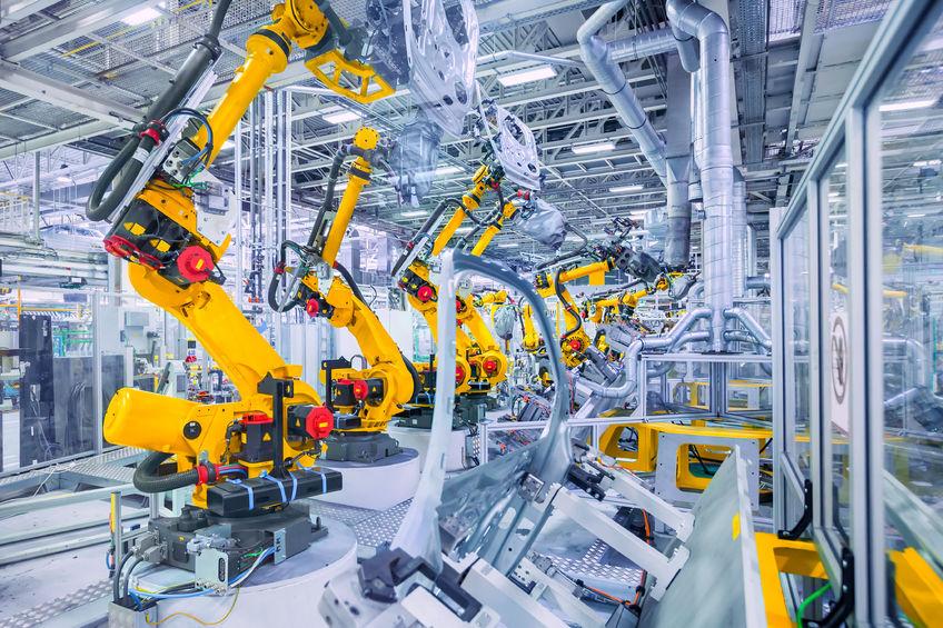 Tranformation digitale de l'industrie, image