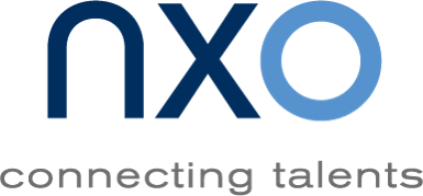 logo nxo connecting talents