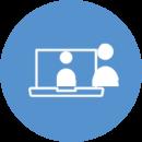 Collaboration vidéo NXO picto