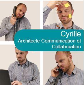 Cyrille, architecte communication et collaboration NXO