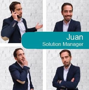 Juan, solution manager NXO