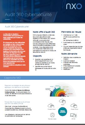 Brochure NXO Audit 360 - Couv